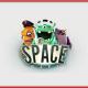 Обзор игрового автомата Space Wars (Космические Войны): NetEnt