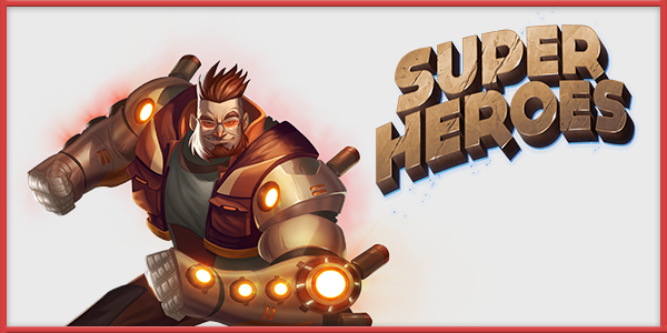 Обзор игрового автомата Super Heroes (Супер Герои): Yggdrasil Gaming