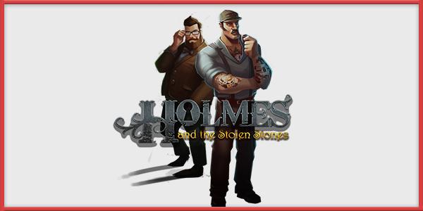Обзор игрового автомата Holmes & the stolen stones (Холмс и украденные камни): Yggdrasil