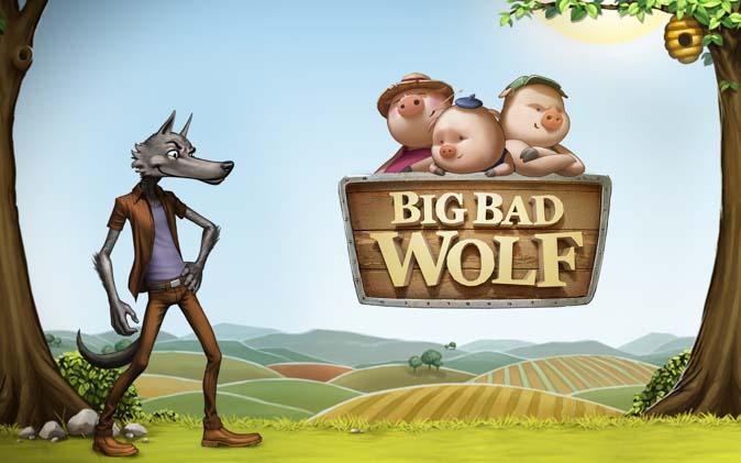 Обзор игрового автомата Big Bad Wolf (Большой плохой Волк): Quickspin