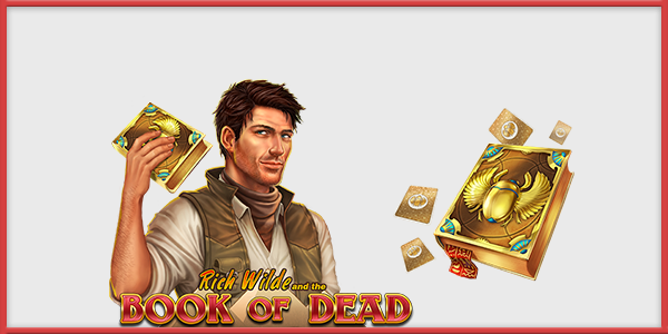 Игровой автомат Book of Dead (Книга Мертвых): Play'n GO