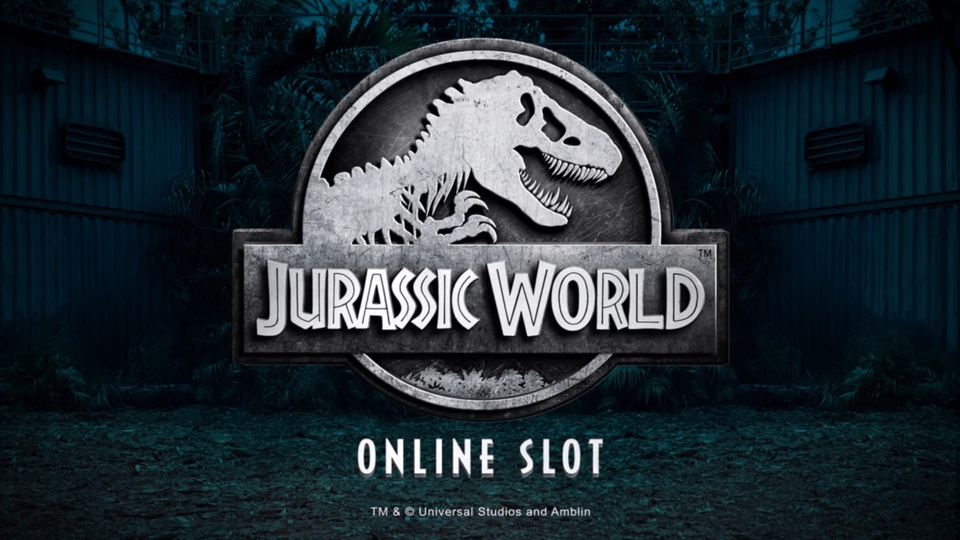 Обзор игрового автомата Jurassic World (Мир Юрского периода): Microgaming