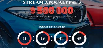Гонка стримеров Stream Apocalypse 3 от партнерской программы Play Attack