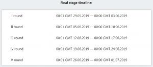 Финальные этапы гонки стримеров Stream Apocalypse 3