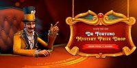 Акция Dr. Fortuno - Mystery Prize Drop от провайдера Yggdrasil