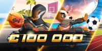 Денежные турниры «О спорт, ты мир!» в казино SlotV