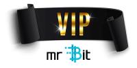 VIP система казино Mr Bit