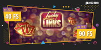 до 90 фриспинов в слоте Lucky Links от Booi казино