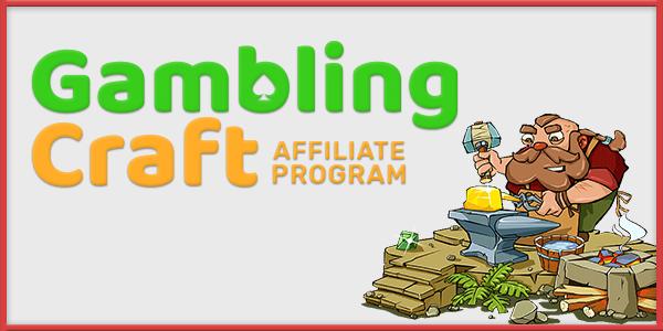 Обзор партнерской программы Gambling Craft