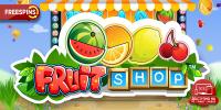 Фриспины в слоте FRUIT SHOP от казино SOL