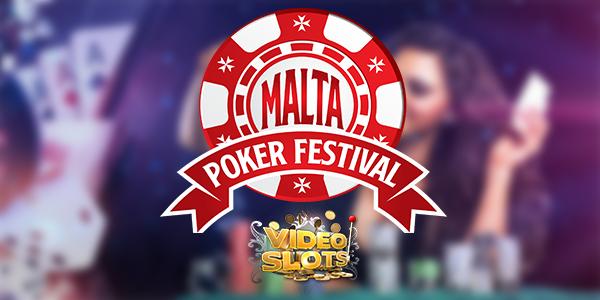 Ежегодный розыгрыш поездки на Malta Poker Tournament от казино Videoslots