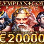 Денежный турнир Olympian Gods Release от провайдера Booongo