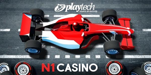 Игровой провайдер Playtech в казино N1