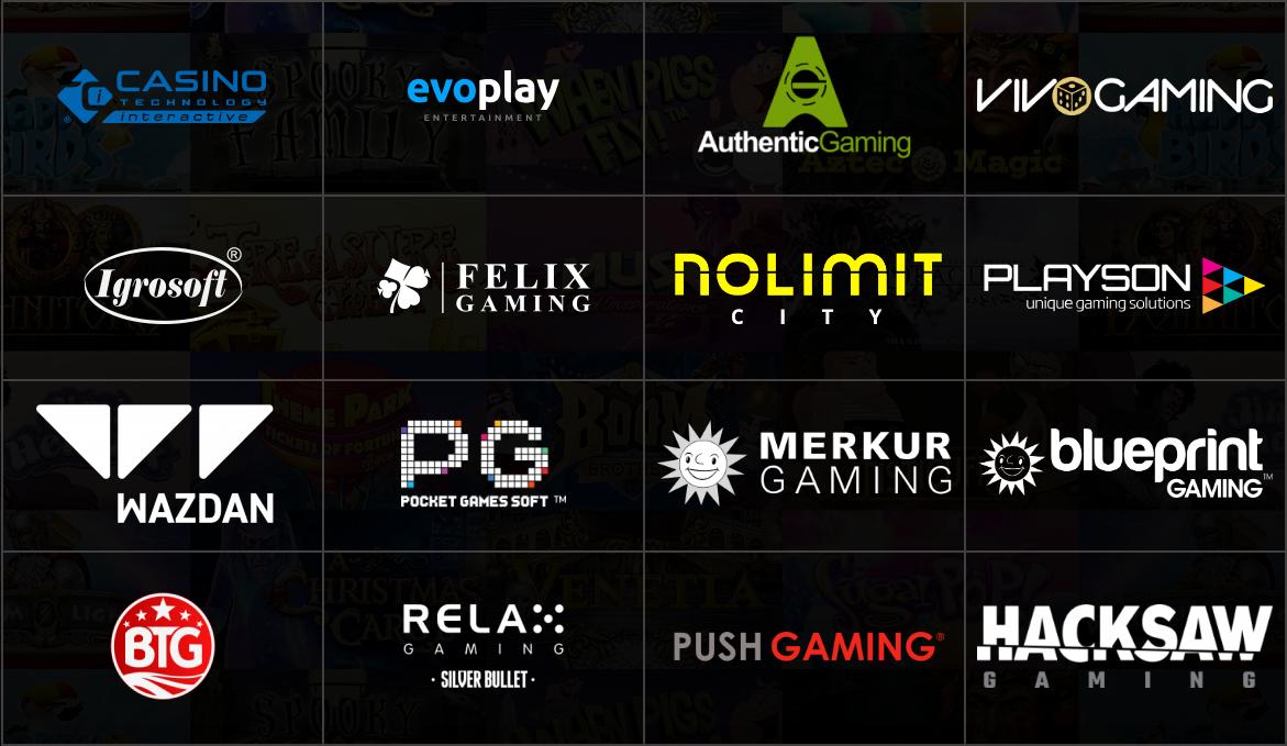 Игровые автоматы Novomatic в сети SoftSwiss