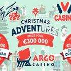 Новогодние бонусы в казино от Game Revenue и рождественские миссии от Yggdrasil