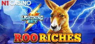 Однодневный казино турнир Roo Riches в N1 Casino
